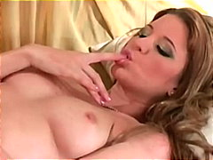 Keez Movies - Monica tease and mastu...