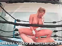 Keez Movies Movie:Shyla Stylez MMA Training and ...