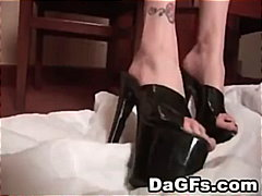 heels, panties, dagfs.com, softcore, feet