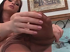 pantyhose, fetish, red-head