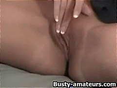 Keez Movies Movie:Gianna toying her pussy with g...