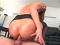 lauren phoenix,  cumshot, swallow,