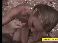 pov, blonde, small-tits, blowjob,