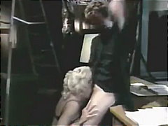 Keez Movies Movie:Amber Lynn in Black Nylons