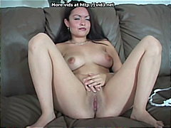 boobs, asian, striptease, fingering,