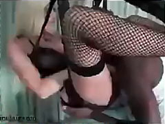 BBC Dominates Slut in ...