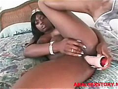 Jada Fire Busty Black ...