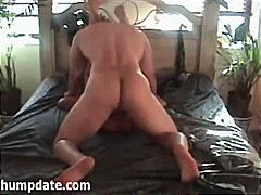 bondage, cumshot, jizz, wife, bound
