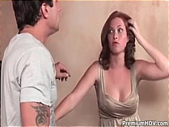 Ginger Lea jizzed all ... video