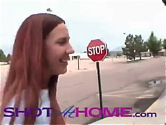 Hot Red Head Girl Friend Masterbates ...