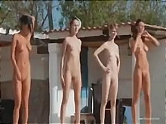 See: Seven naked girls like...