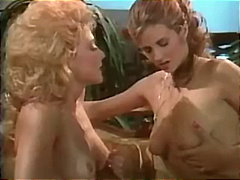 nina hartley rough les... video