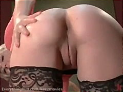 chloe,  masturbation, stockings,