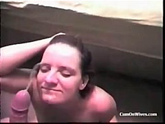 homemade, milfs, facial, amateur, wife,