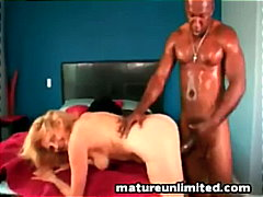 Black cock white pussy video