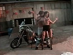Keez Movies Movie:Nikki Fritz- Hot Biker Chick