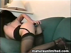 See: Velvet dildo and ass