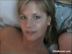 extreme, pov, blonde, milf, amateur, mom,
