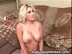 Big Titted Milf Gets H... video