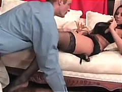 Audrey Bitoni Gives A ... video
