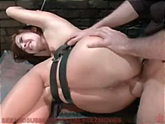 Anal Creampie After Rough-Fuck