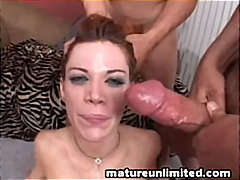 gape, red-head, facial, anal,