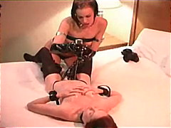 PVC girlfriends lovin it video