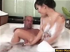 oil, asian, blow-job, orgasm, hand-job,