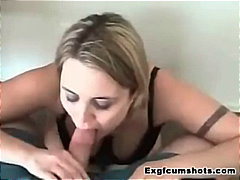 homemade, couple, blowjob, cumshot,