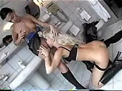 Silvia Saint's bathroom ad... - 03:19