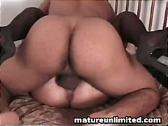 See: Hairy mature pounded h...