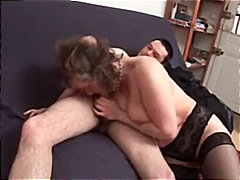 Thumbmail - Black And White Cock V...