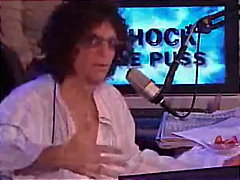 Howard Stern's show video