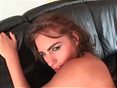 cumshot, ass, stockings, oil, pornstar