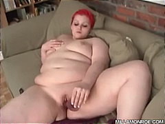 Millan Monroe BBW Express video