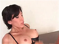 cumshot, milf, gagging, blowjob, hardcore, bigtits, facial, rough-sex, brunette, reality