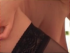 blowjob, kitchen, sweden, cumshot, european, hardcore, babe, stockings, nice-tits