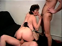 dp, threesome, cumshot, bigtits