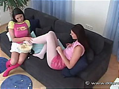 Keez Movies Movie:Zafira And Simony Diamond Foot...