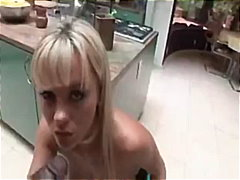 Bree Olson Goes Black video