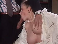 pantyhose, doggystyle, bride, tits