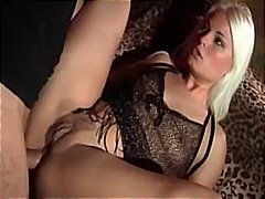 brunette, threesome, pussylicking