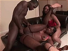 Big Black Booty Creampie video
