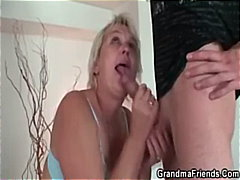 Granny Gets Her P...
