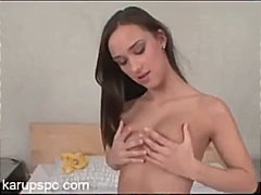 solo, brunette, fingering, european