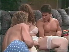 Keez Movies Movie:Christy Canyon In Nice Threesome