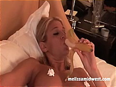 Keez Movies - Whipped Cream And Banana