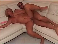 German Mature Loves Hard Sex With  Stranger