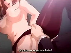 busty, face, hentai, tits