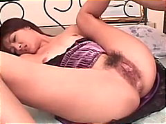 Asian Cunt Filled With Sperm